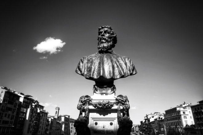 Buste de Cellini