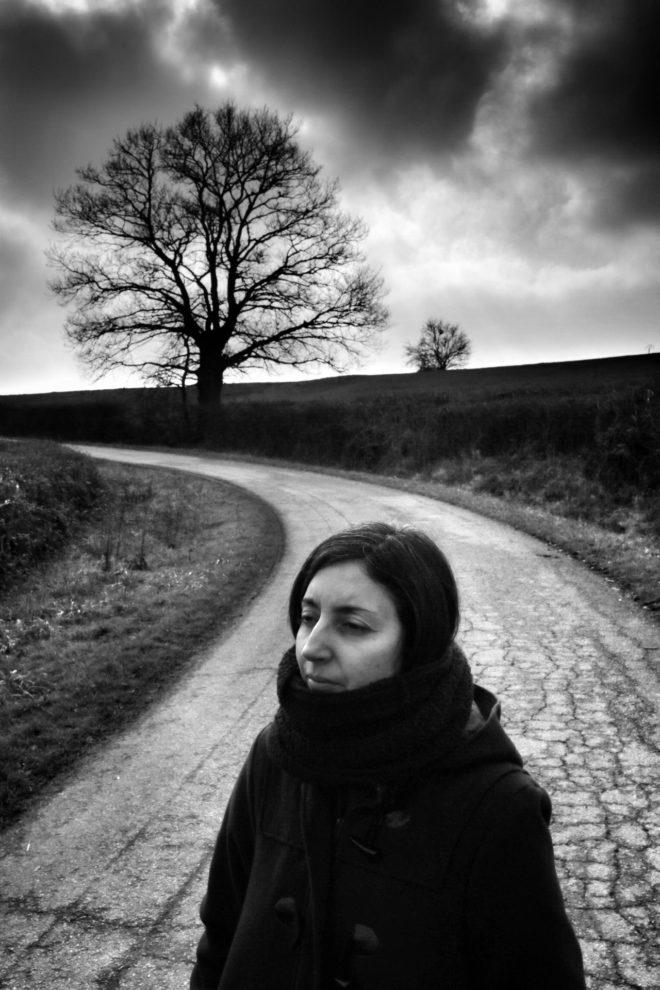 Nadia et l'arbre