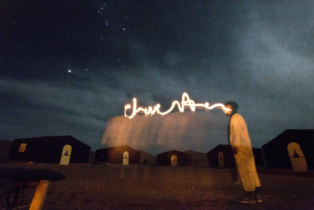 Sahara Lights