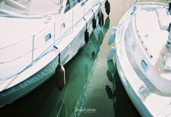 Sur l'eau