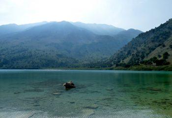 Kournas Lake Paradise