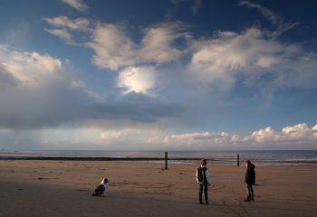 Fin de journée en Normandie