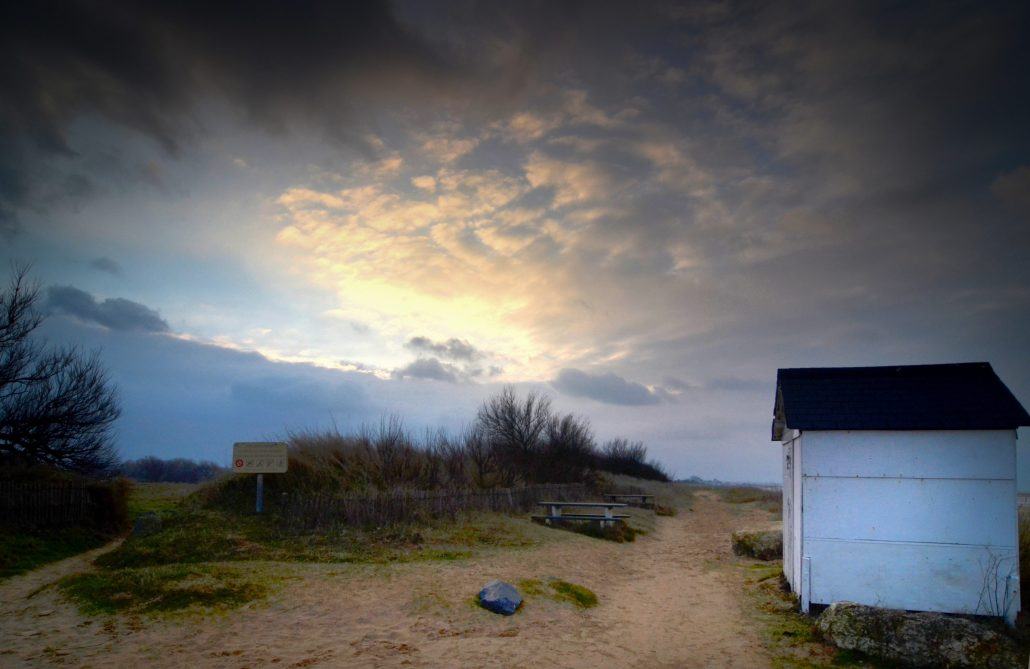 La cabane oubliée