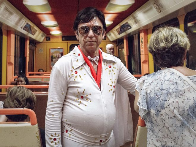 Elvis is not dead