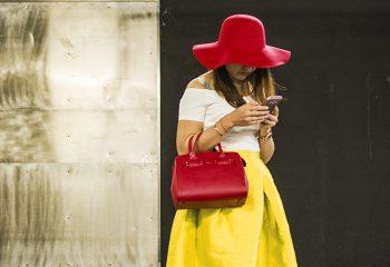 Le sac rouge