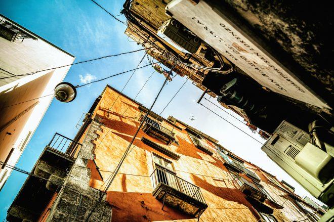 Le Naples-Paris de 16h32