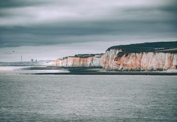 Les falaises de Newhaven