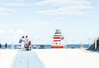 Miami Beach en famille