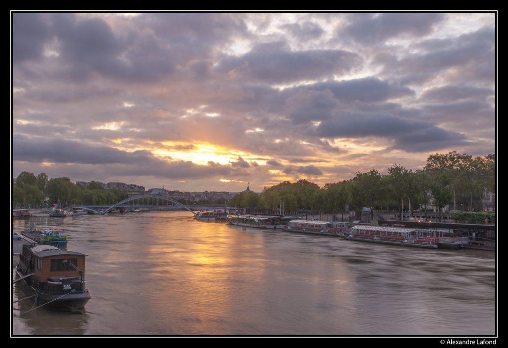Le réveil de Paris