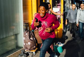 La bonne humeur de la rue, Paris - 2016