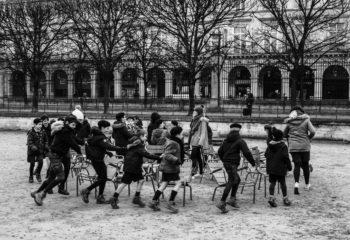 Scout toujours, Paris 2017.
