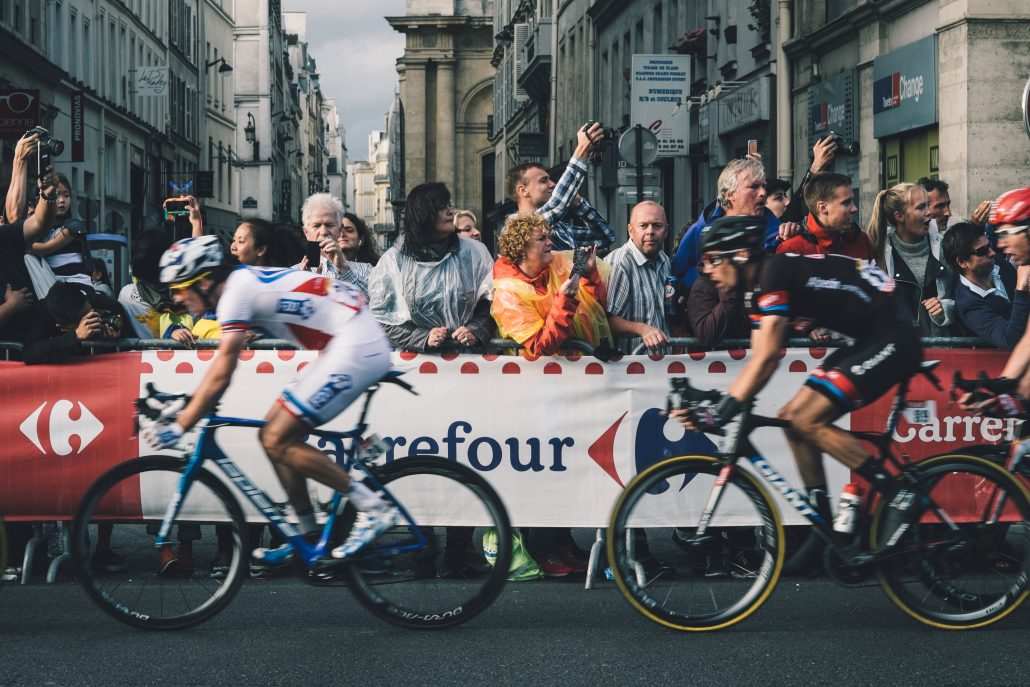 Tour de France, Paris – 2015