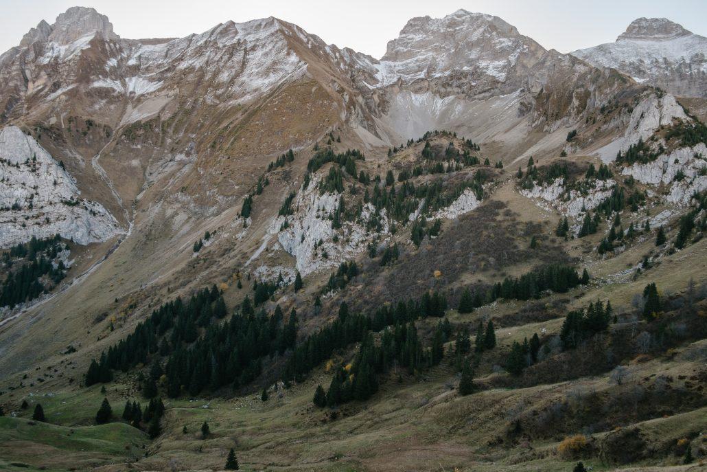 Chaîne du Bargy, Haute-Savoie – 2016