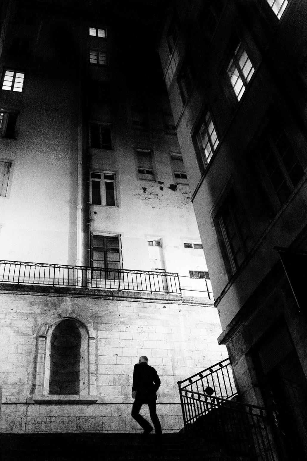 Le visiteur du soir