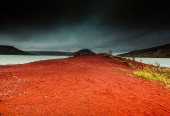 les terres rouges