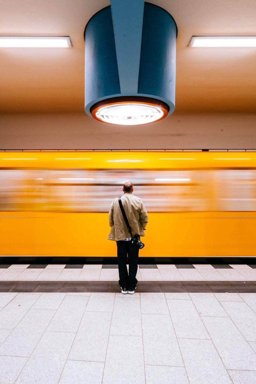 Métro Berlin