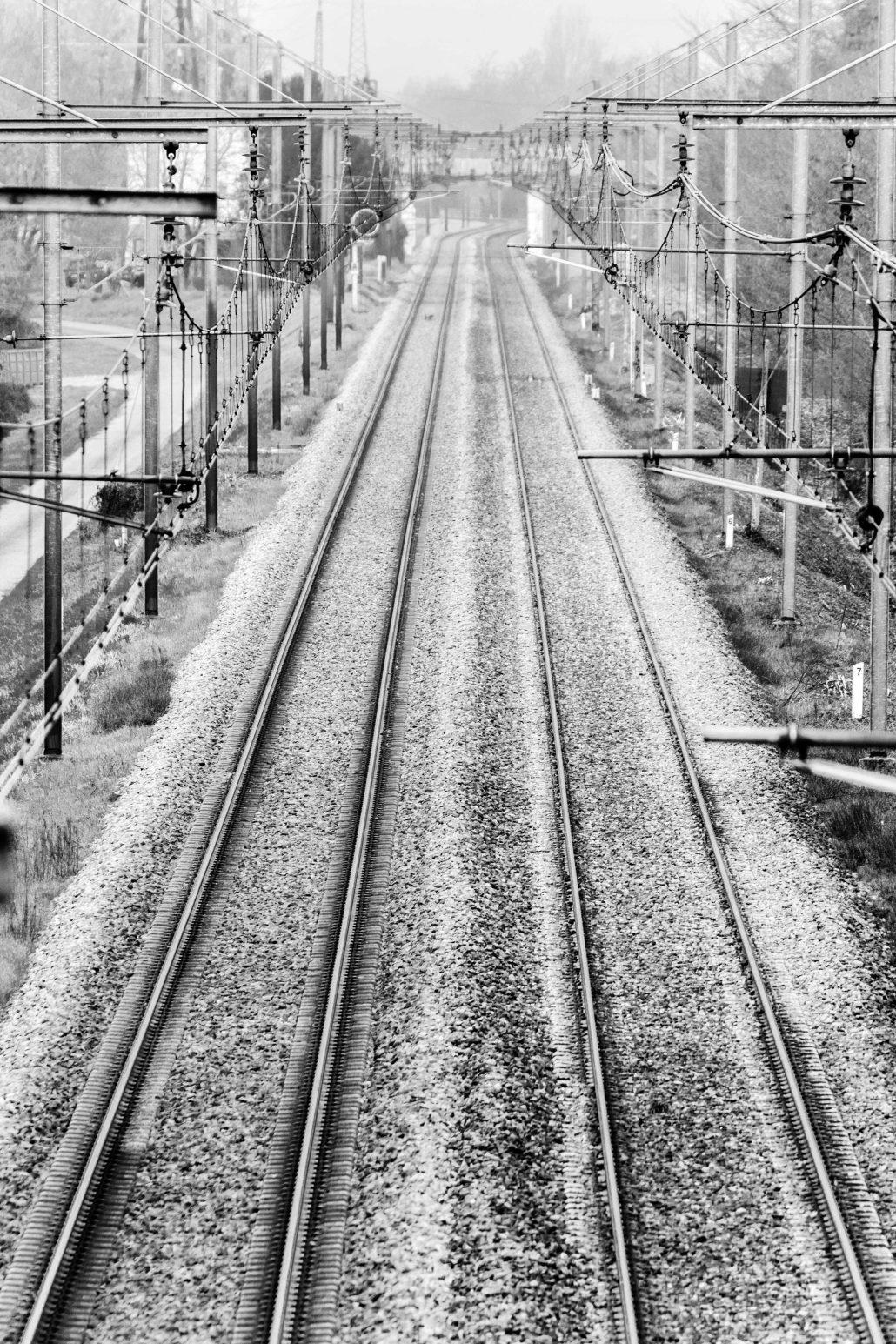 Sur les rails #2