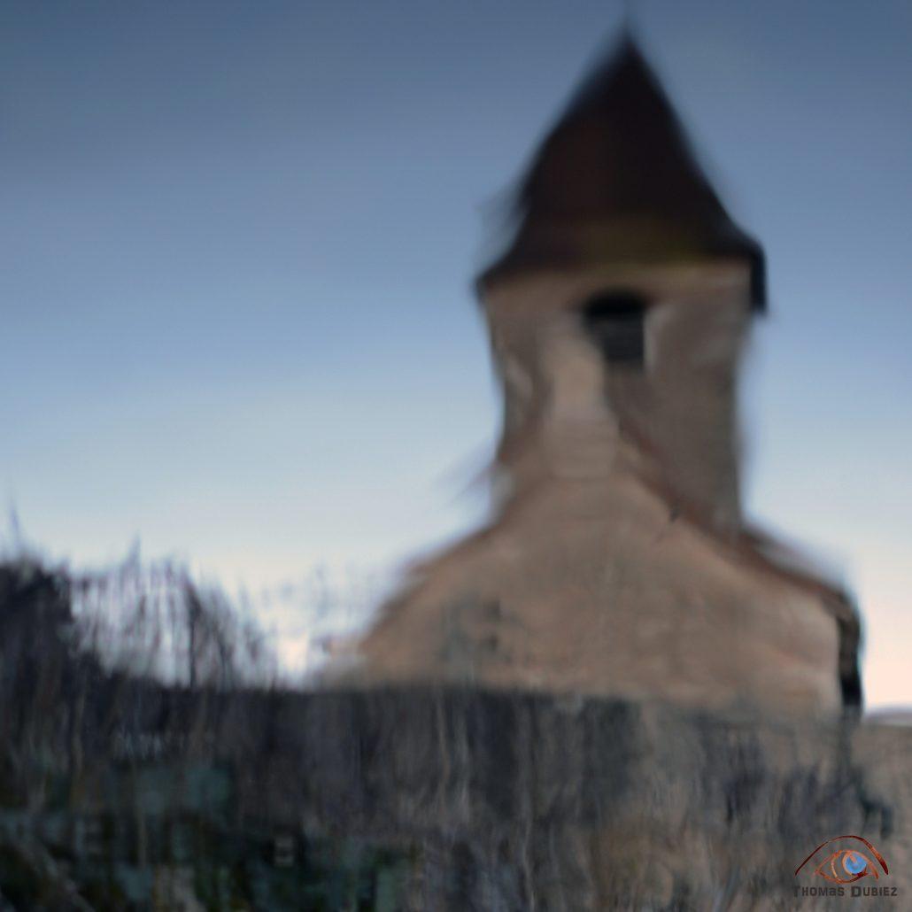 Strange chapel