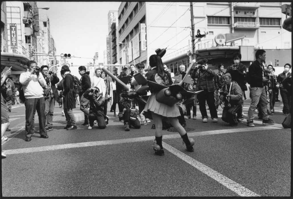cosplay,Osaka,Japon