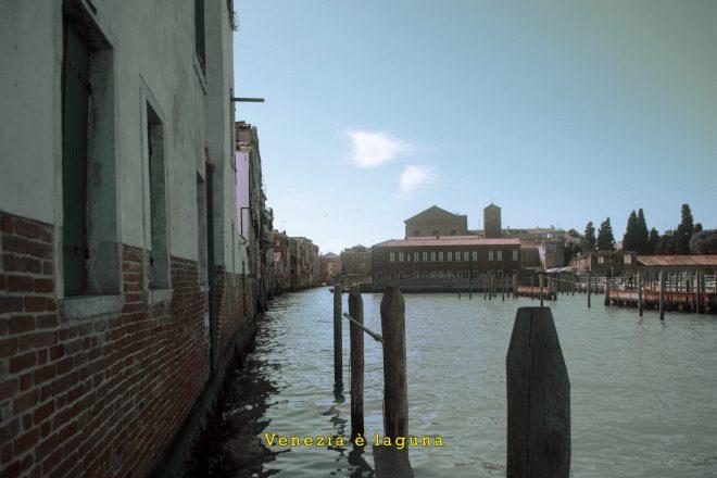 Venezia è laguna