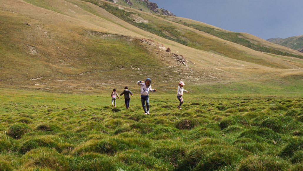 Jeux Kirghizes