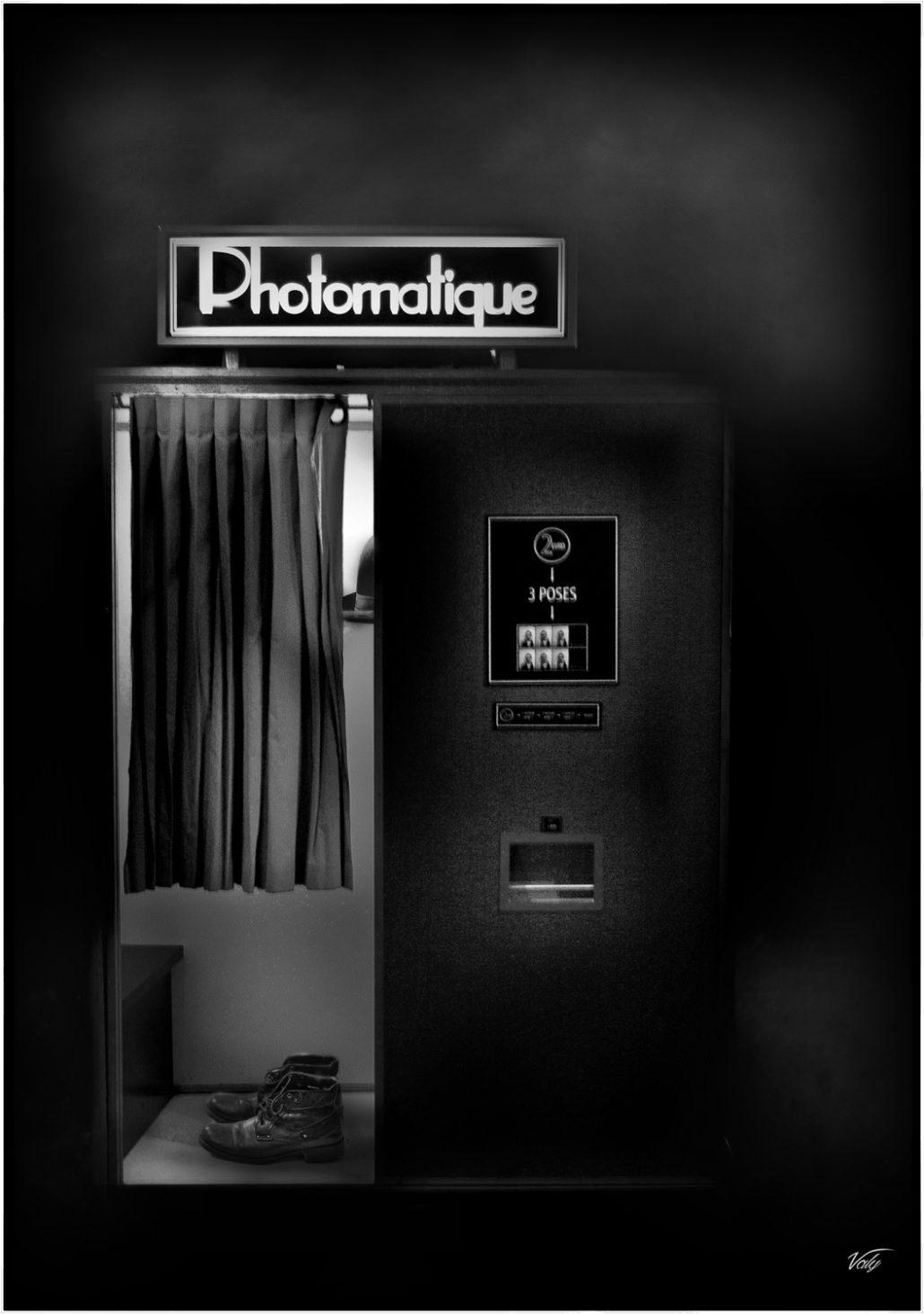 » Photomaton «