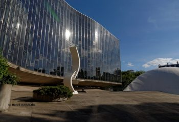 Oscar Niemeyer Paris Siege PCF