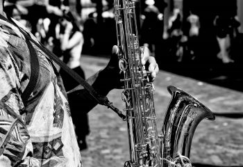 Musique de rue