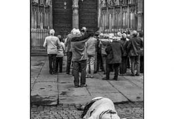 Parvis de la Cathédrale de Strasbourg