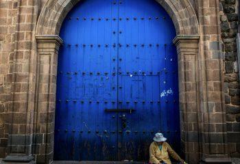 Le bleu des Andes