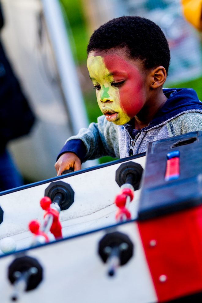 Tous les enfants ont du génie, le tout est de le faire apparaître.