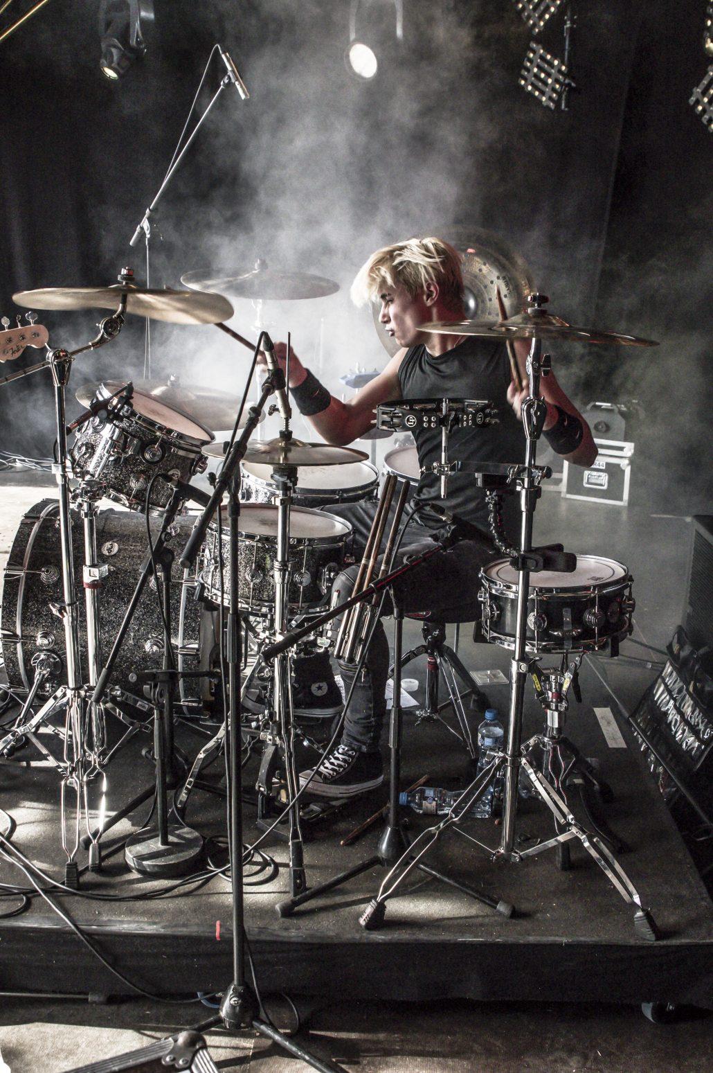 Drummer of Legend