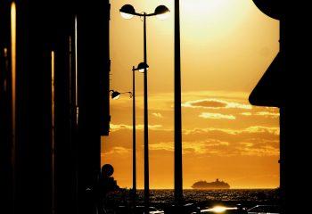 lumière sur Marseille