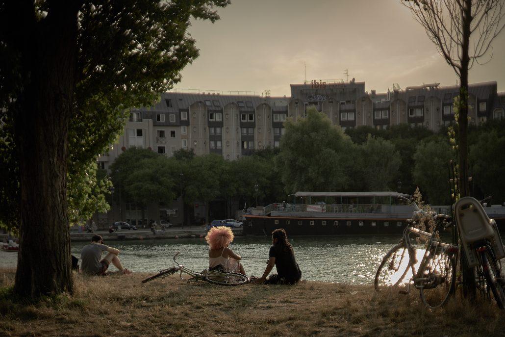 Paris l'été 1