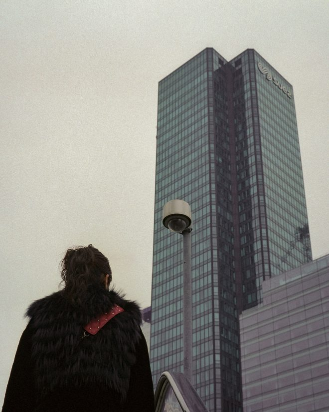La ville a des yeux