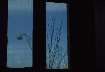 Lisbon at the window