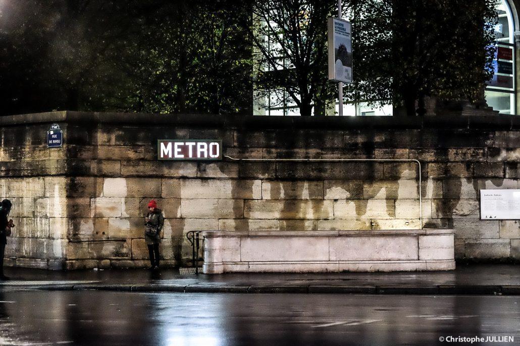 Le bonnet rouge – Place de la Concorde