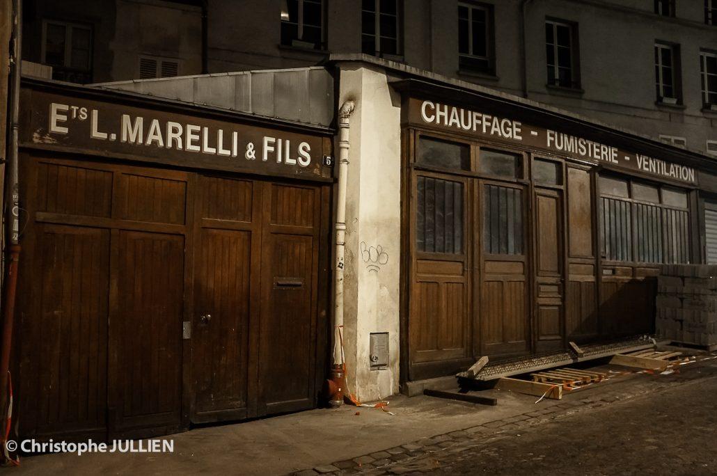 Paris – 26 janvier 2017