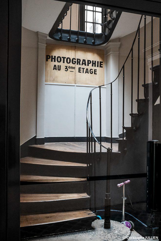 Photographie à tous les étages