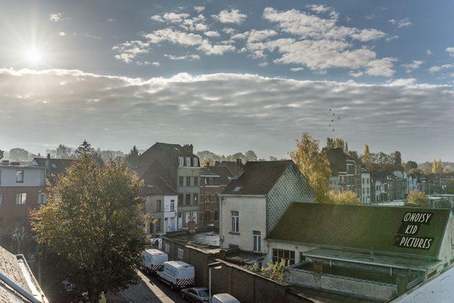 Brussels City Landscape