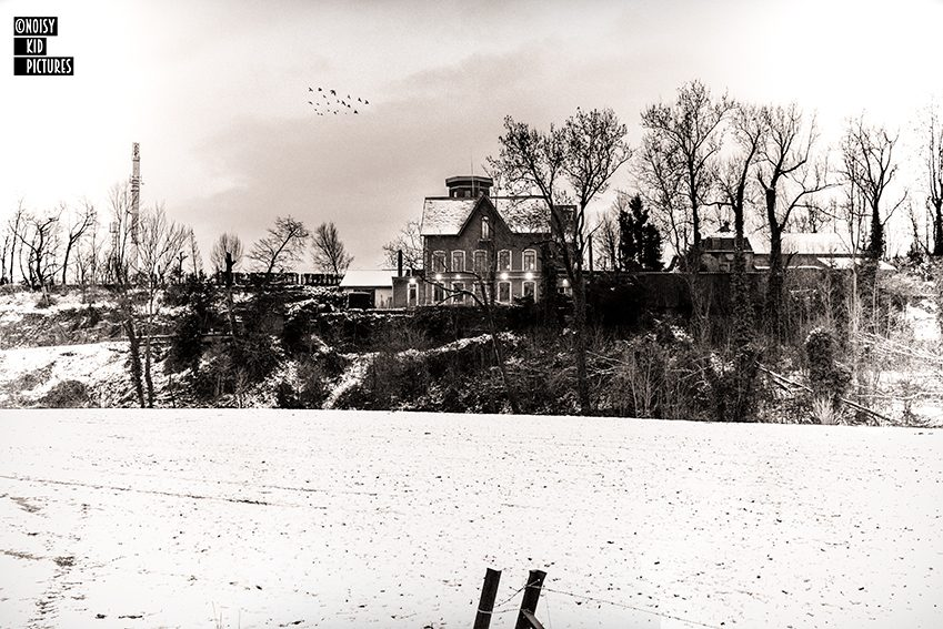 Jodoigne – City of Tim Burton