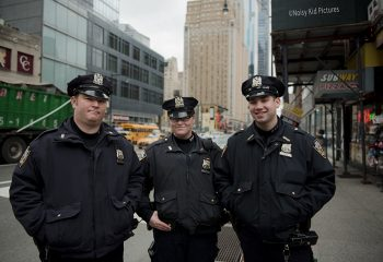 NY Police Officers