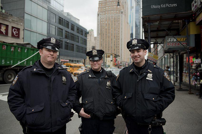 NY Police Officers