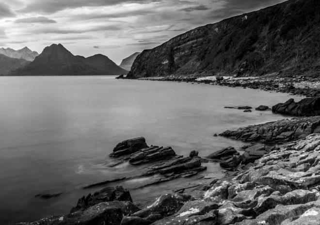 Elgol, Île de Skye.