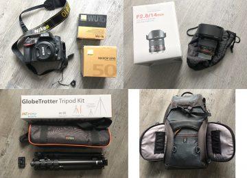 Nikon D610 pack complet