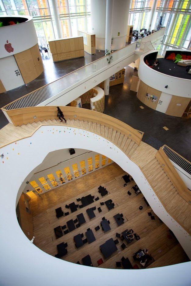 School in Copenhagen