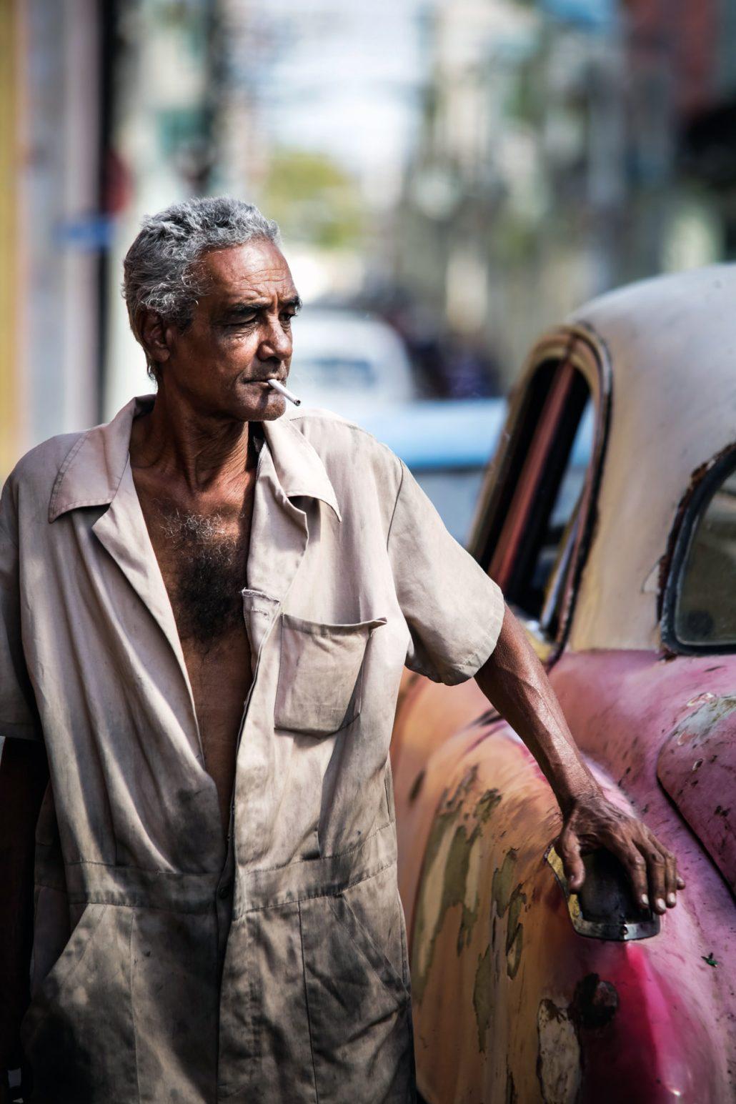Garagiste Cubain