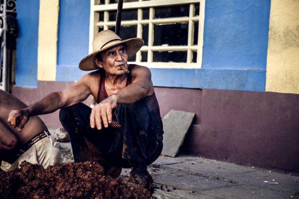 Trinidad Worker