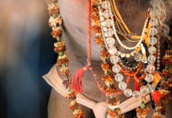 Sâdhu à Varanasi