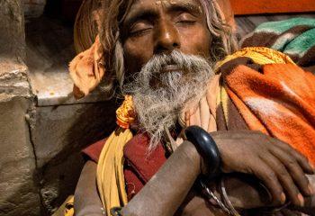 Le dormeur du Ghat